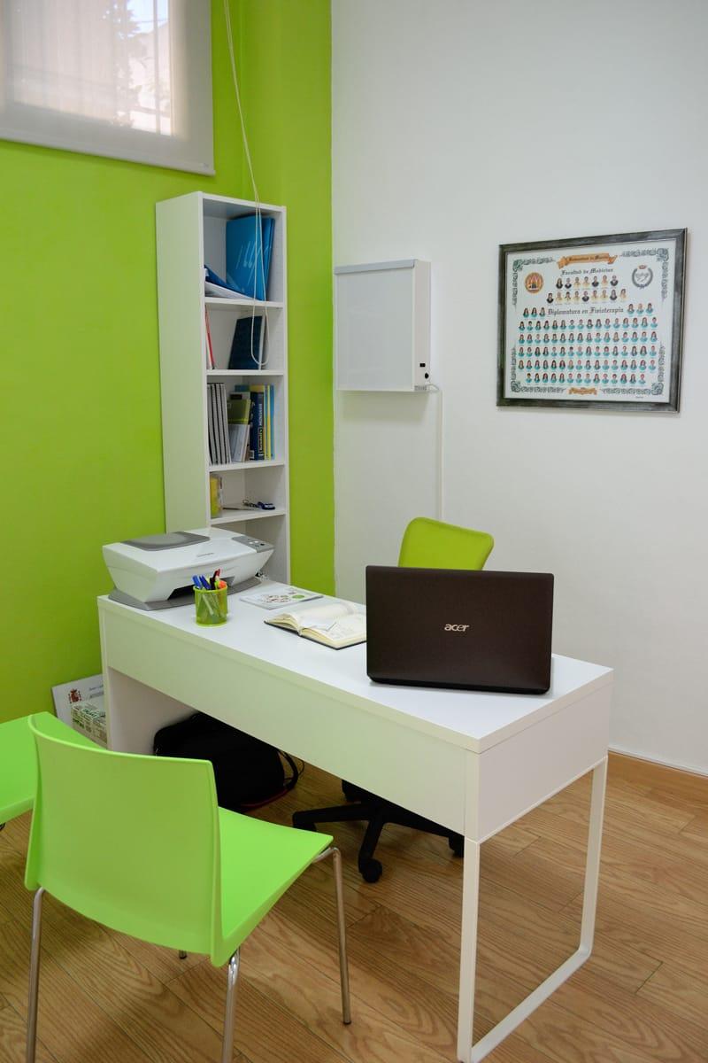 Despacho de Clínica de fisioterapia